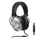 SE-MS5T - Silver Hi-Res Stereo Headphones