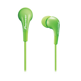 Green SE-CL502 In-Ear Headphone