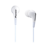 White SE-CL502 In-Ear Headphone