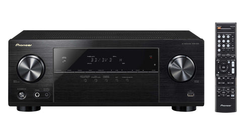 vsx 531 5 1ch av receiver pioneer home entertainment rh pioneeraudio com au Walmart Surround Sound Systems Best Surround Sound Systems
