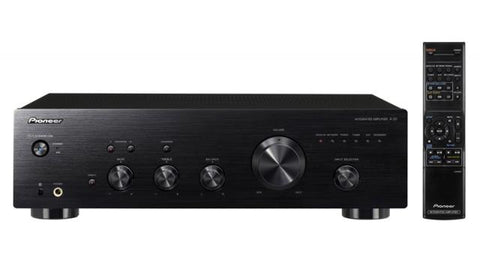 a 20 amplifier pioneer home entertainment