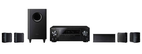 HTP-072 Home Cinema System