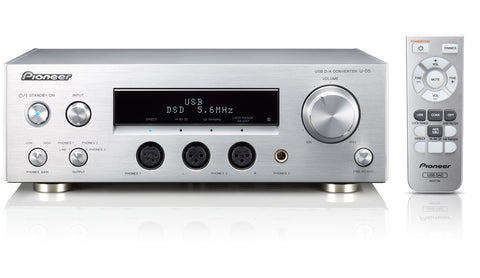 Pioneer U-05S Headphone Amplifier