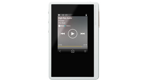 XDP-02U Digital Audio Player
