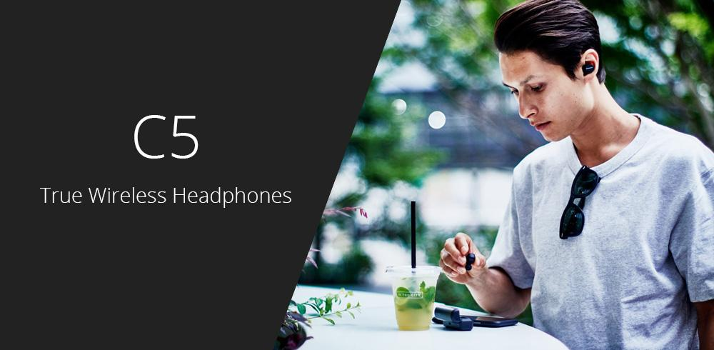 C5 True Wireless Earphones