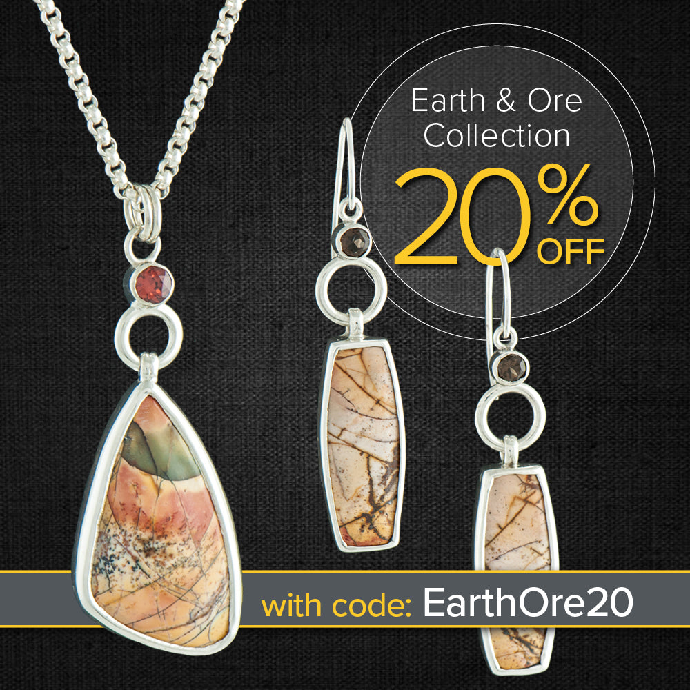 Earth And Ore Collection 20% Off