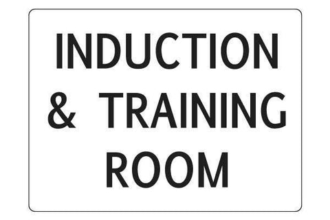 products tagged induction and training room easy safety signs
