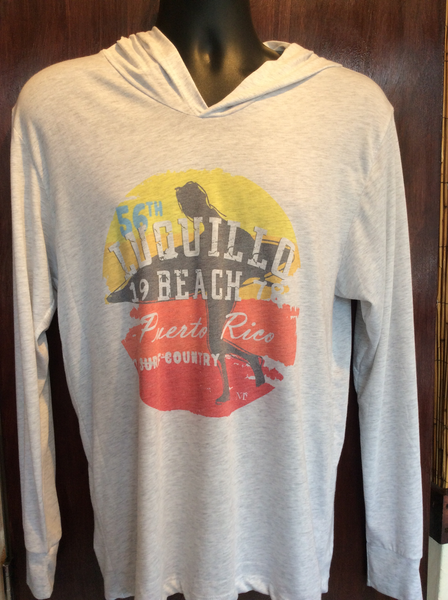 Mens / Womens Luquillo Beach 56 Surf Hoodie