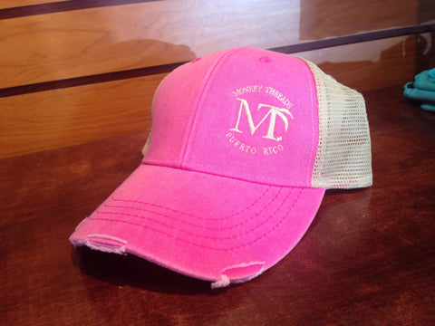 Hot Pink Baseball Cap