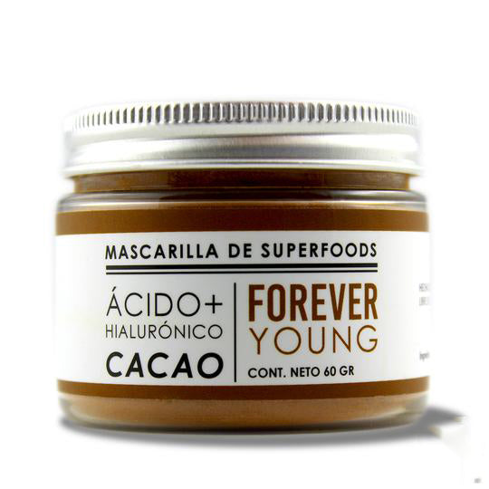 Mascarilla Forever Young (anti envejecimiento)