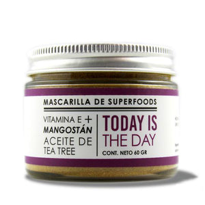 Mascarilla Today Is The Day (nutre/hidrata)