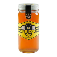 miel de abeja raw 500ml