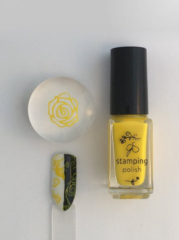 #08 You are my Sunshine - Nail Stamping Color