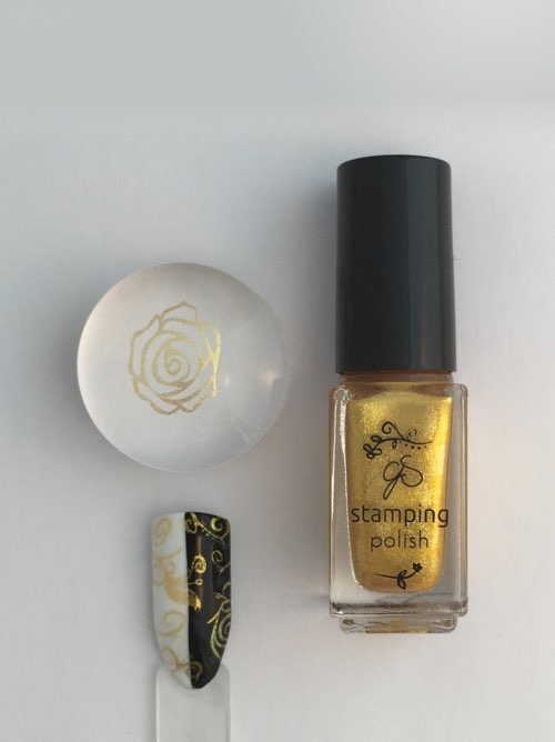 #20 Copper Hint - Nail Stamping Color