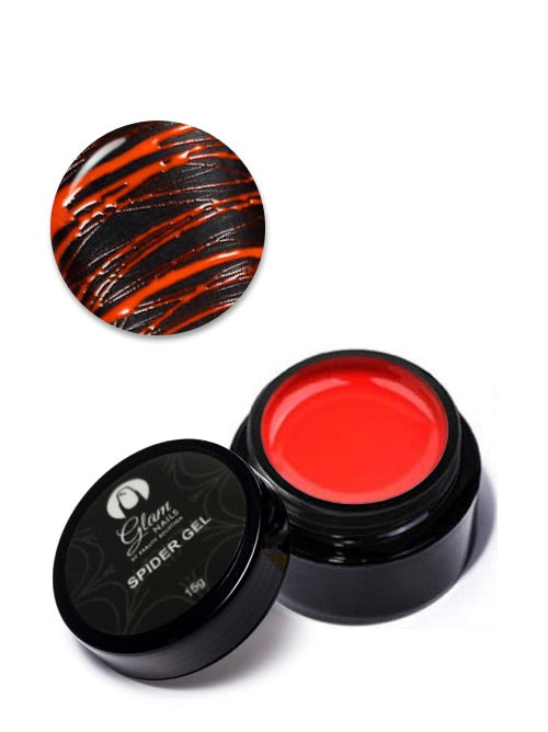 Spider Gel - Red