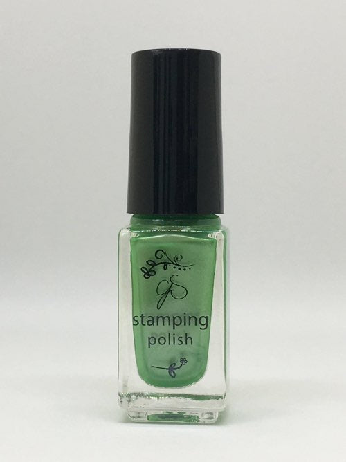 #43 Green means GO! - Nail Stamping Color