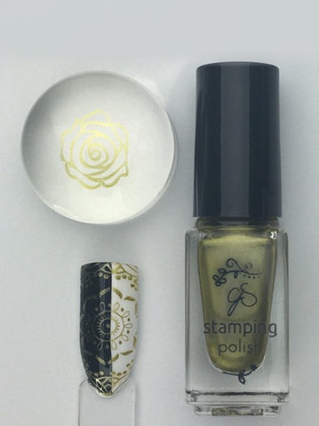 #57 Which is Witch? - Nail Stamping Color