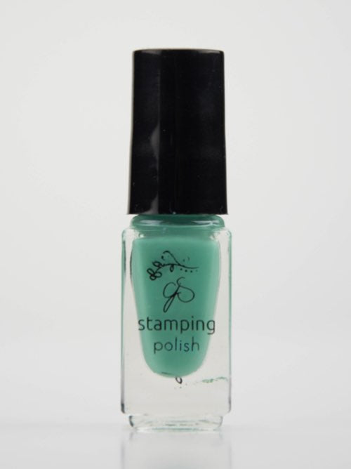 #72 Palm Frond - Nail Stamping Color