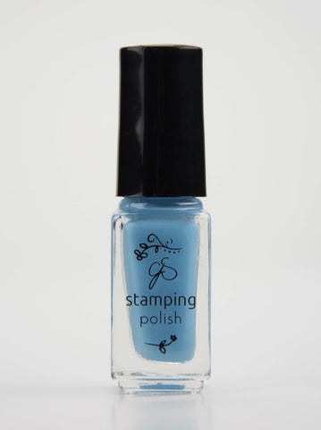 #73 Blue Bell - Nail Stamping Color