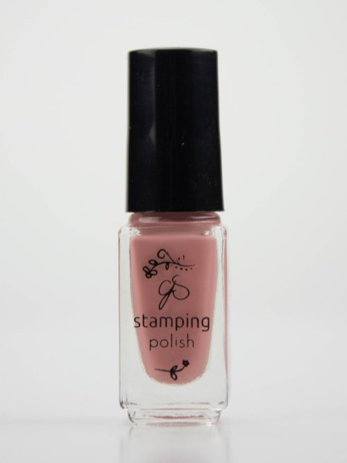 #75 Everything's Rosy - Stamping Polish Color