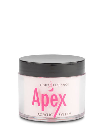 Apex acrylic powder blush pink