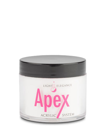 Apex acrylic powder brilliant white