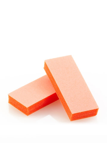 Premium Slim Orange Buffer Blocks