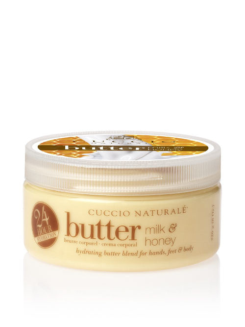 Butter blend milk & honey