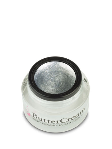 ButterCream - Silver Metallic