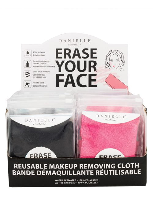 Erase Your Face display