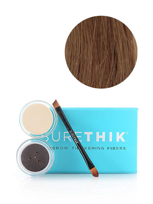 Eyebrow thickening fibers - Sandy Blonde