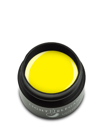 Gel Paint - Neon Yellow