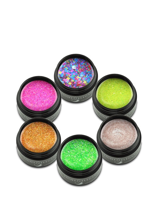 Glitter Collection - Summer Squeeze