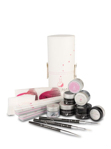 Edgy Burlesque art kit