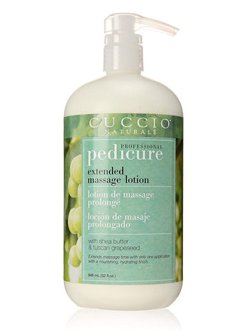 pedicure massage lotion