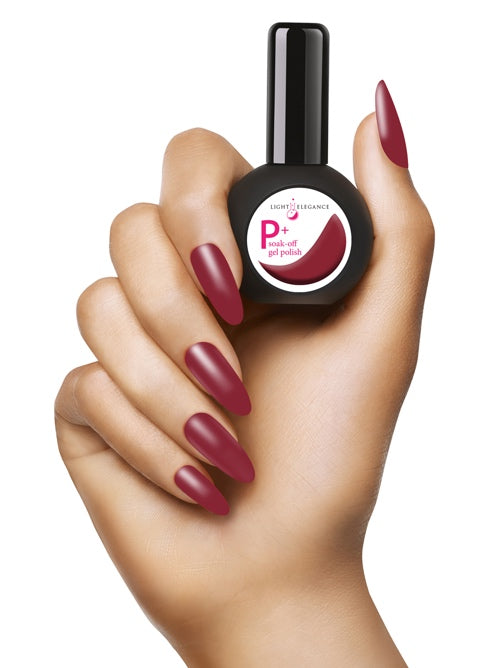 P+ Color Polish - French Merlot