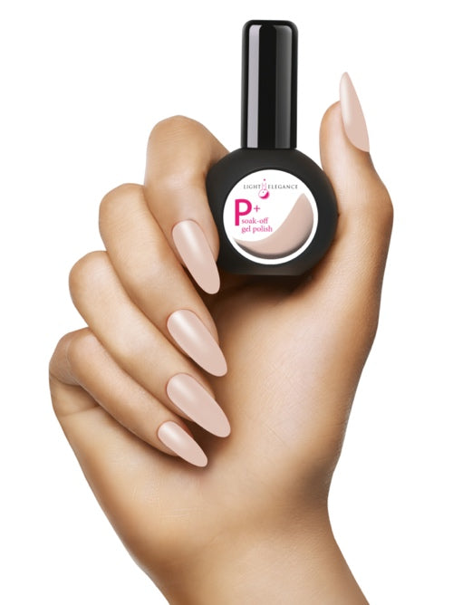 P+ Color Polish - Nude With Attitude