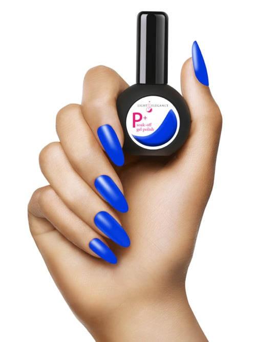 P+ Color Polish - Peek-A-Blue