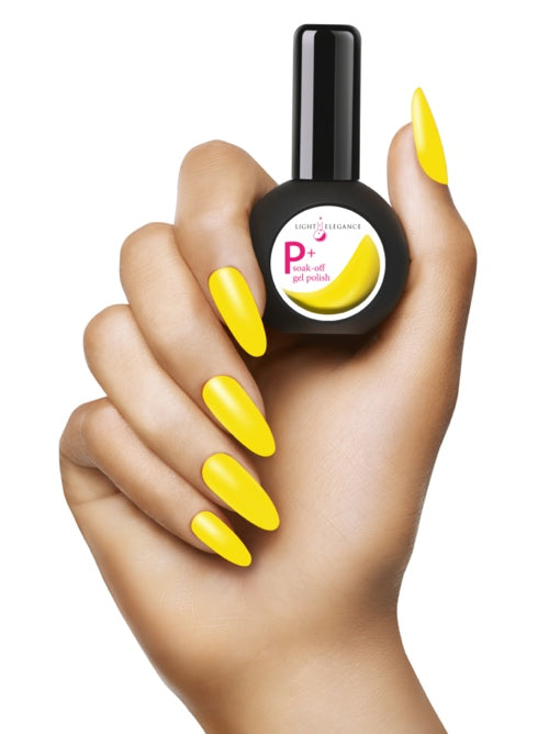 P+ Color Polish - Yellowjacket