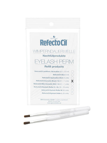 Eyelash Curl refill cosmetic brush