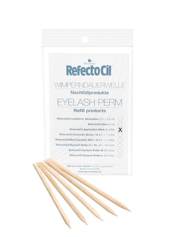 Eyelash Curl refill rosewood sticks