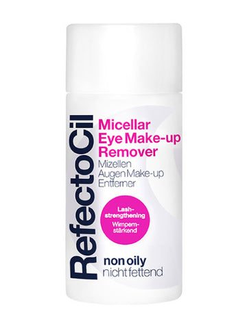 Micellar eye makeup remover