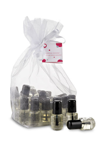 Bag of cuticle oil minis