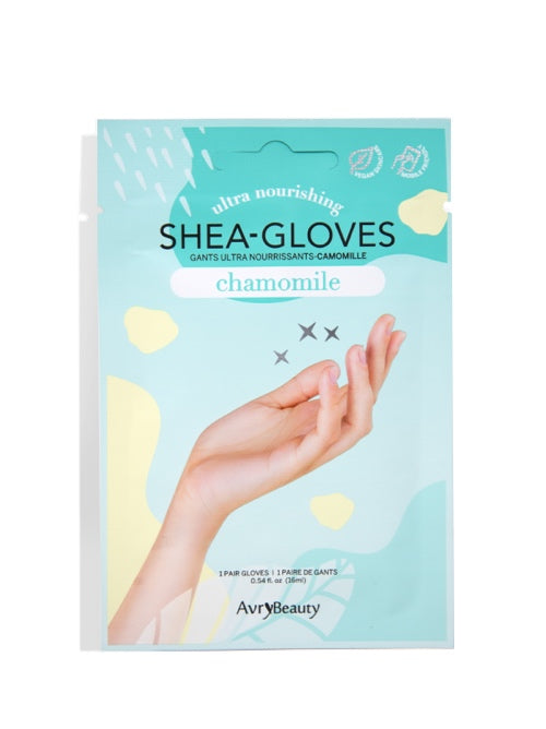Avry Beauty Shea Gloves Chamomile