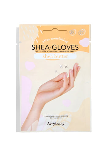Avry Beauty Shea Gloves Shea Butter