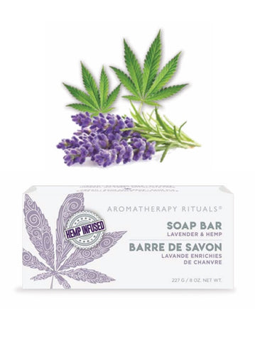 Soap Bar Lavender & Hemp