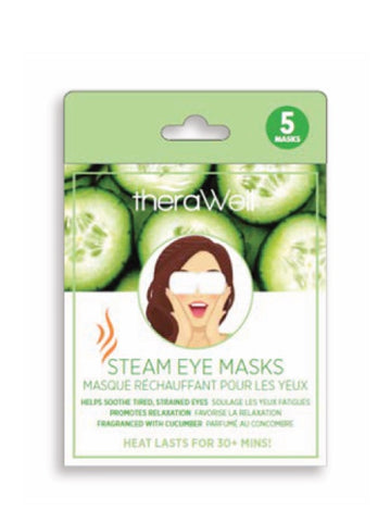 Steam Eye Mask Cucumber