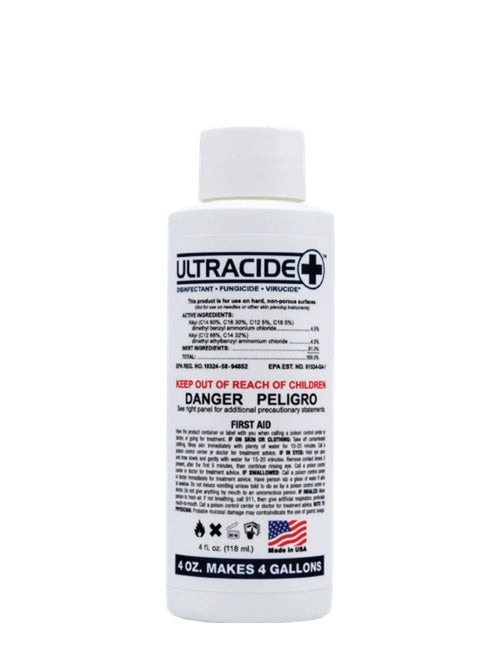 Ultracide Super Concentrated Disinfectant