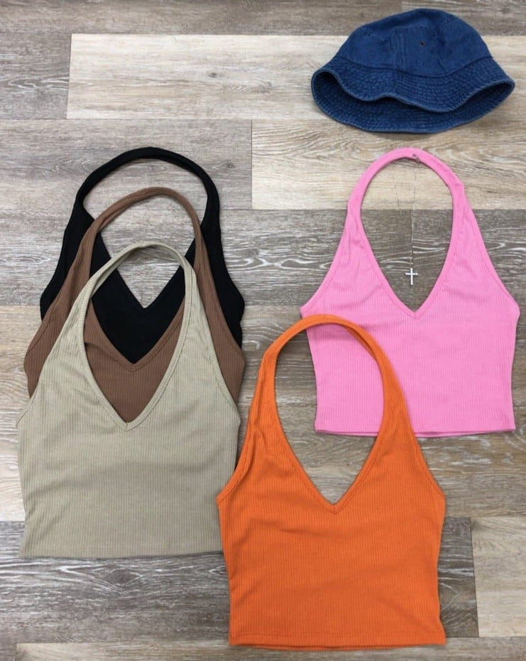 Baesic Halter Top