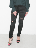 Brenna Distressed Ankle Jeans